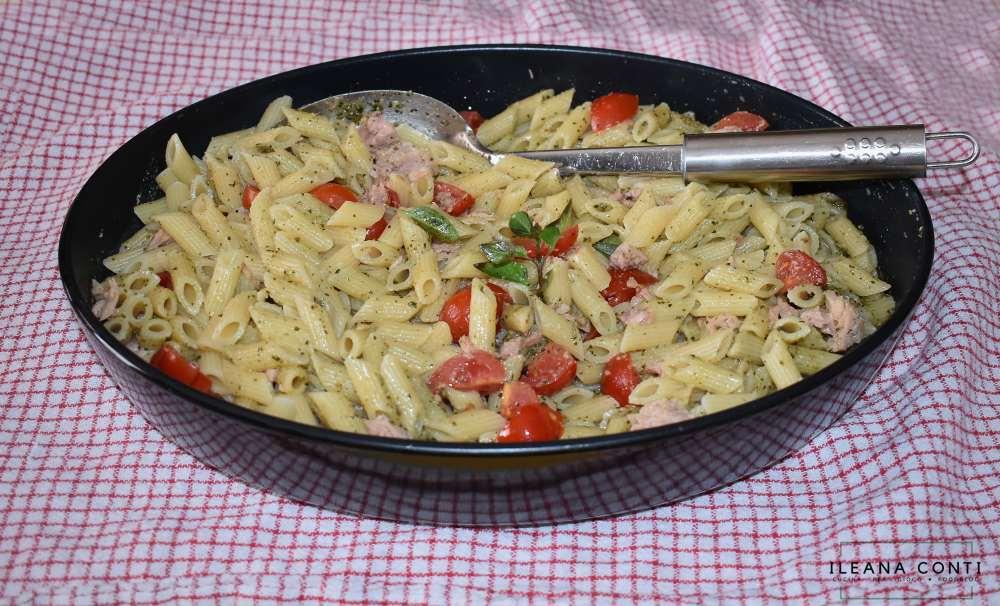 Pasta alla carlofortina