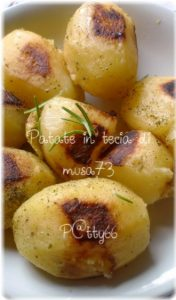 Patate in tecia di Patty69
