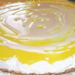 Cheesecake al limone e latte condensato (1)