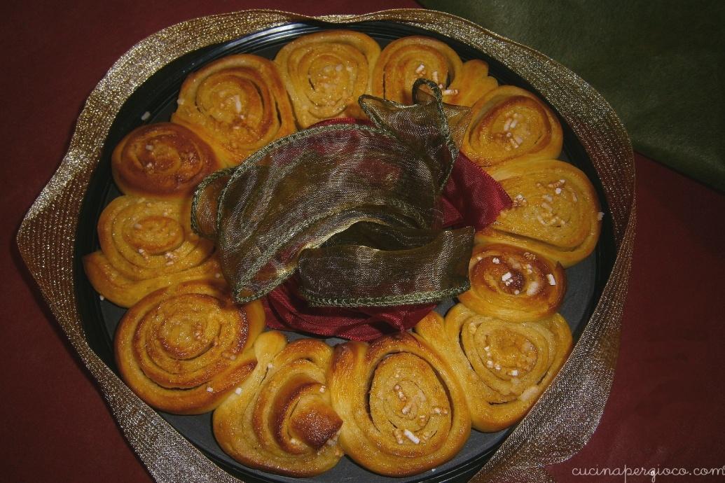 Kanelbullar - Cinnamon Rolls svedesi al cardamomo