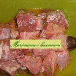 Bocconcini croccanti di manzo: marinatura