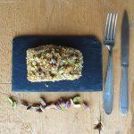 Bocconcini di pesce spada con panatura di pistacchi