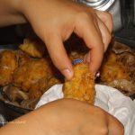 American fried chicken