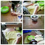 Lo zebrù e il gioco dei giochi Budino alla vaniglia e budino al ciocolatto simil muu muu fatto in casa