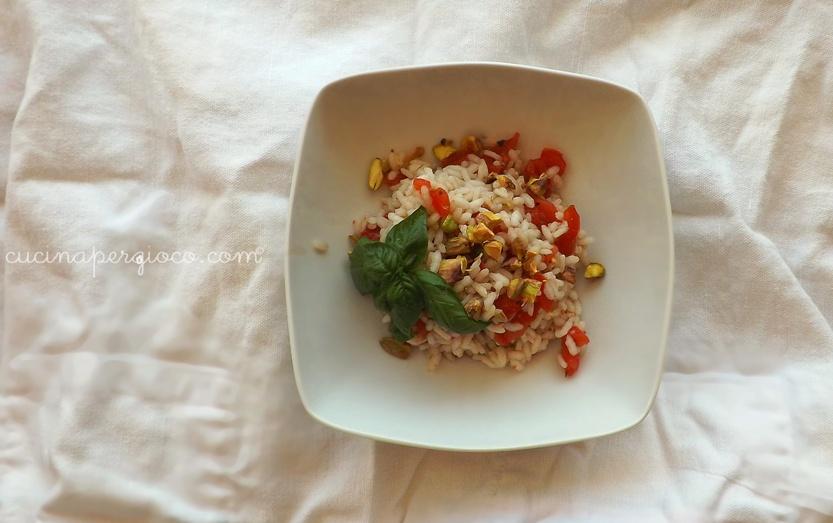 Insalata tiepida di riso, una ricetta base