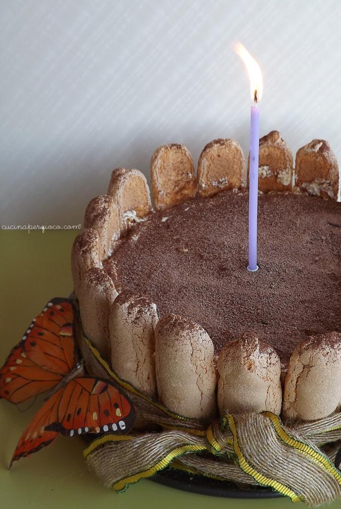 Tiramisù cake Torta al tiramisù per recake