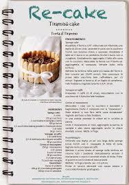 Tiramisù cake Locandina