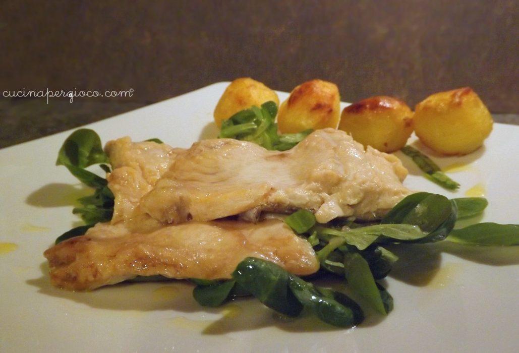 Trota salmonata affumicata in casa e cottura indiretta