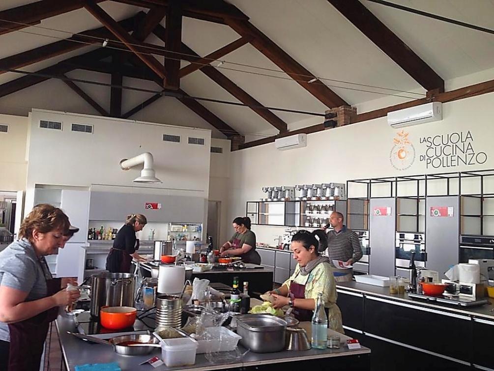 Press e collaborazioni: La finale del contest tre spade: nella Scuola di cucina a Pollenzo, rassegna stampa