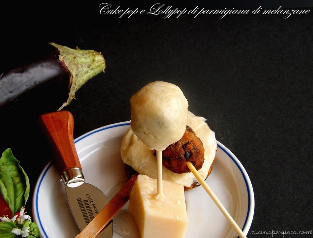 Parmigiana Pops