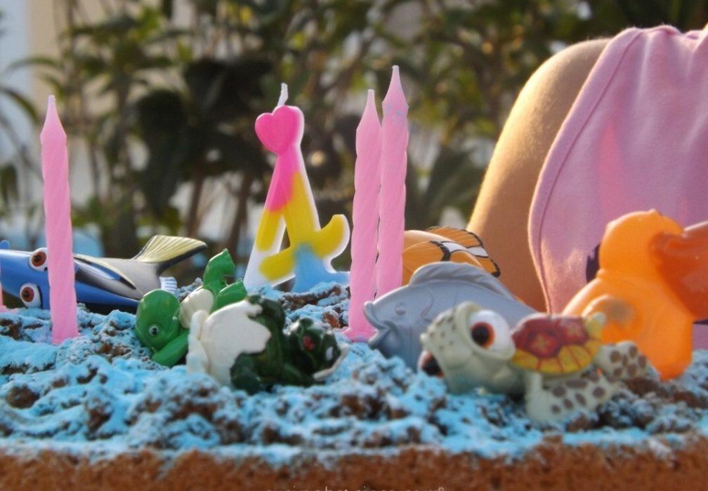 Festa a tema mare: le torte