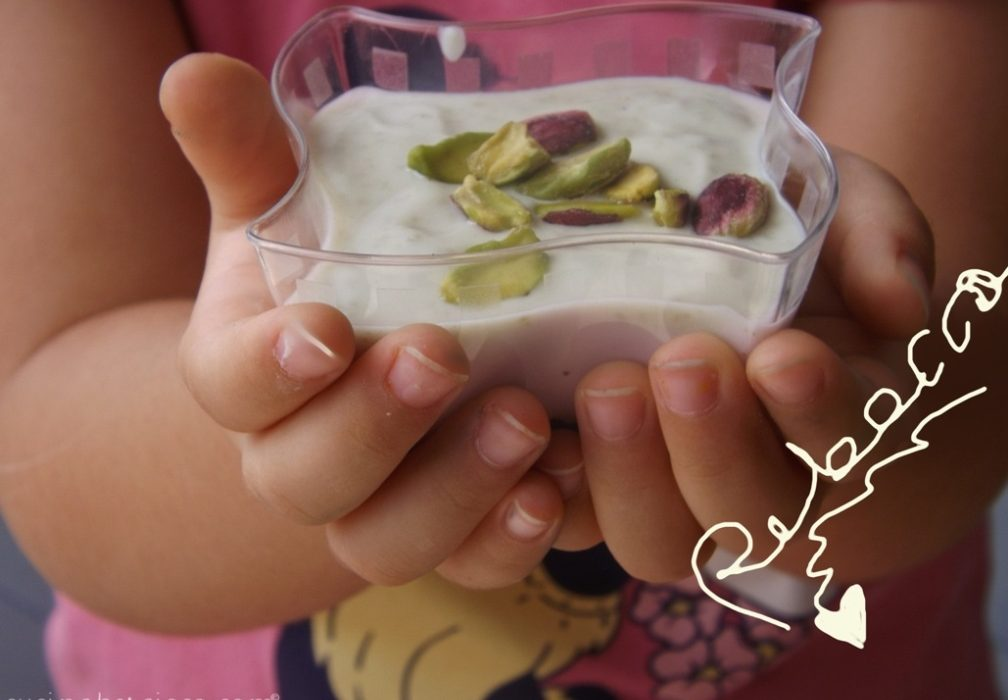 Dessert velocissimo allo yogurt