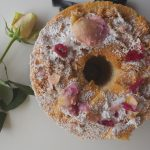 Fluffosa alle rose Chiffon cake alle rose
