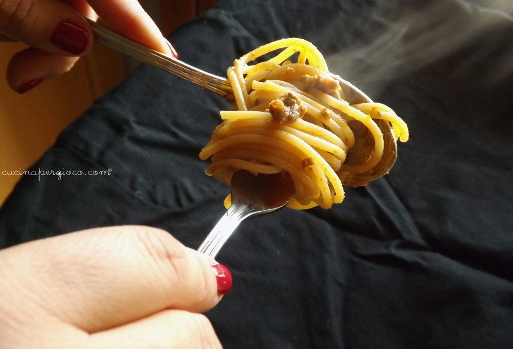 Ragù d'anatra