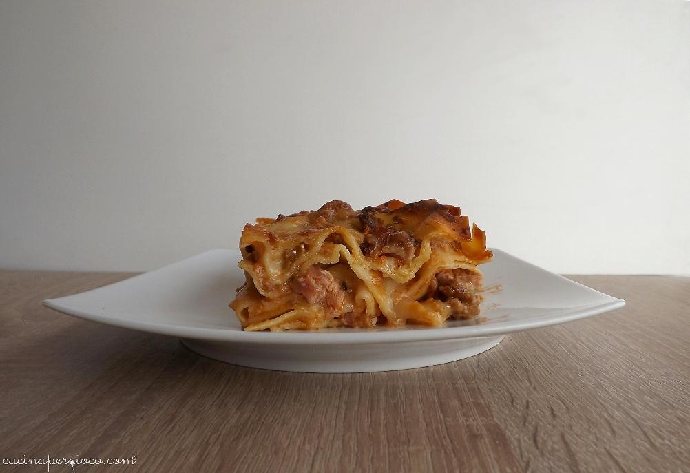 pasta al forno, lasagne al forno