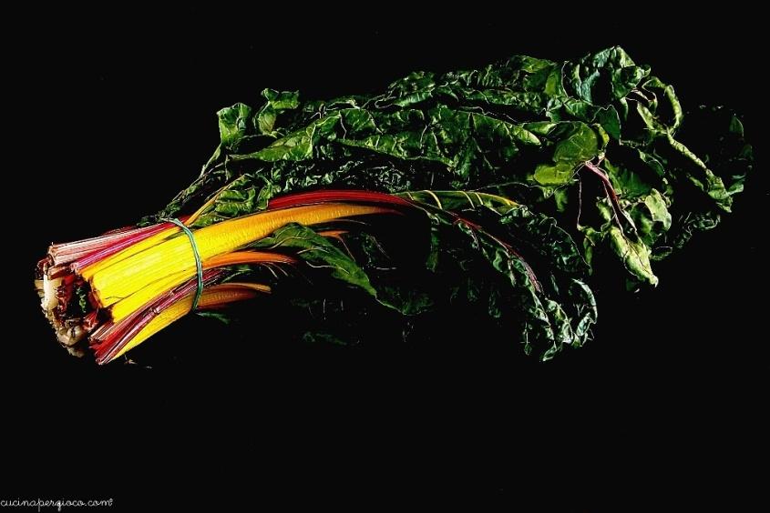 Verdure in tecia: le bietole