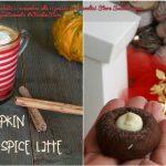 Fossette golose e pumpkin spice latte