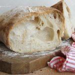 Pane fatto in casa: Filone rustico