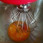 patè à bombe: pastorizzare i tuorli con sciroppo a 121°C