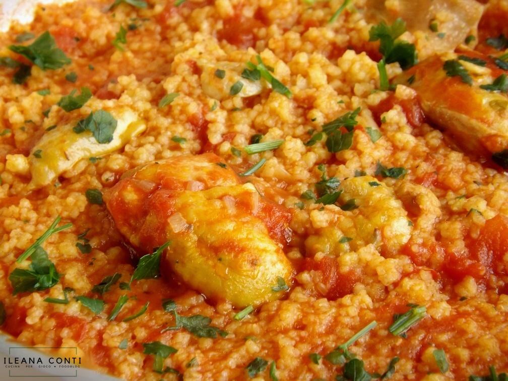 Fregola con galletto, cosa è come si prepara il primo piatto tipico della tradizione sarda