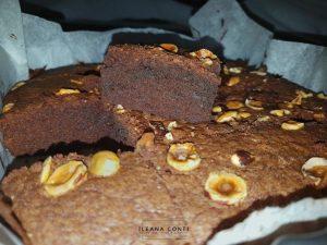 Preparato in barattolo per brownies . La ricetta e il procedimento per prepararli